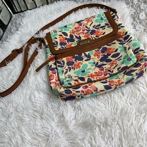 Relic by Fossil Boho/hippie inspired Crossbody bag